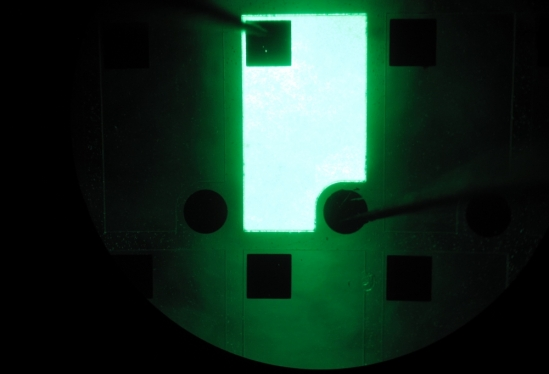 image of green LED