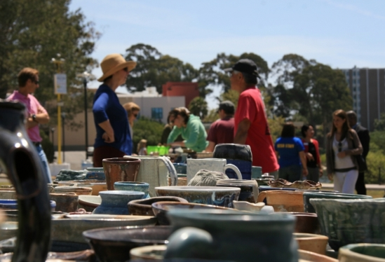 photo of ceramics for sale
