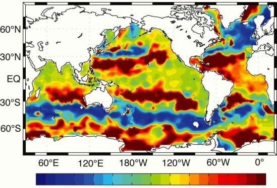 O2:P regeneration ratios in the subsurface ocean