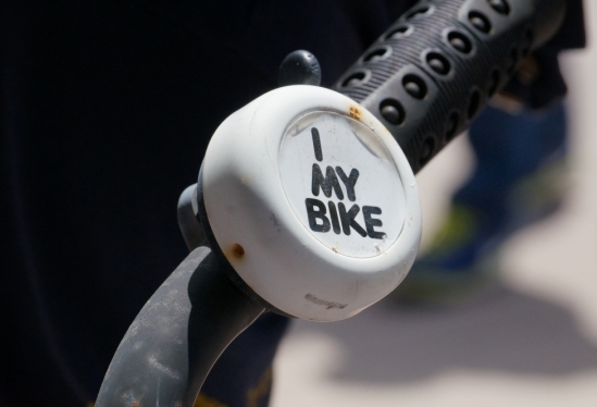 "photo of ""I my bike"""