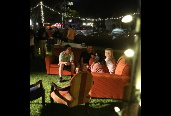 I.V. First Friday features late-night arts and cultural programming in downtown Isla Vista