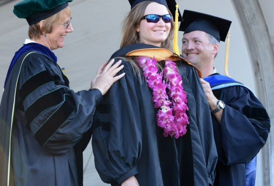 UCSB commencement
