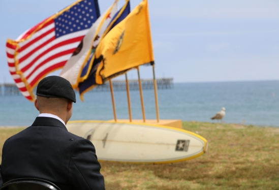 UCSB ROTC 2014 Commissioning Ceremony