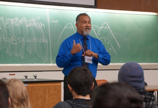 UCSB hosts Education, Leadership, and Careers Conference