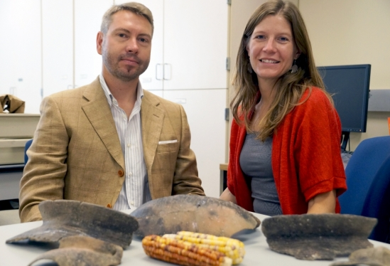 A new book by two UCSB anthropologists sheds light on the consequences of food insecurity in ancient warfare