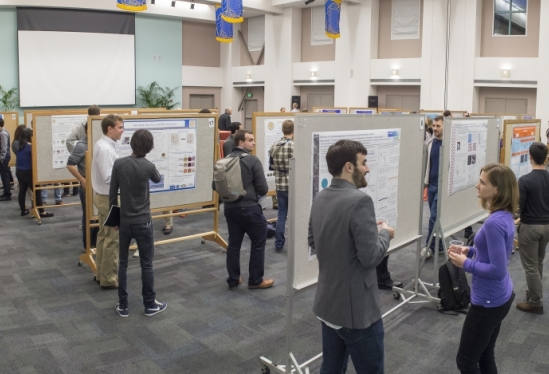 MROP 2015 poster session