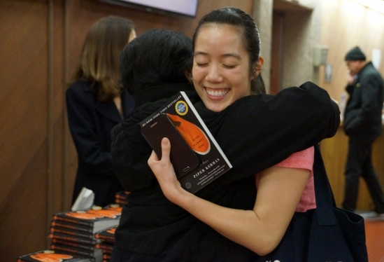 UCSB Reads 2015 kicks off with book giveaway