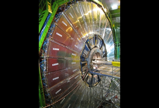 Muon detecting layer at CMS