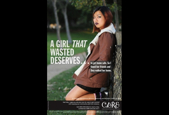 UCSB CARE program poster