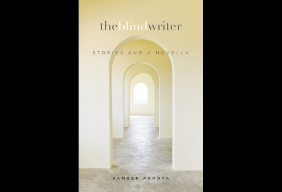 The Blind Writer cover art