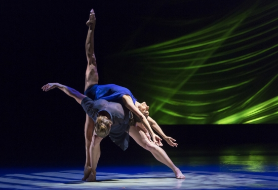 Santa Barbara Dance Theater ... and Friends features Christina Sanchez and Tracy R. Kofford