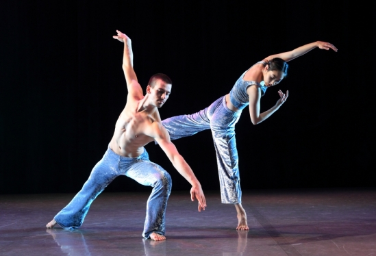 Santa Barbara Dance Theater ... and Friends features Thomas Fant and Nikki Pfeiffer