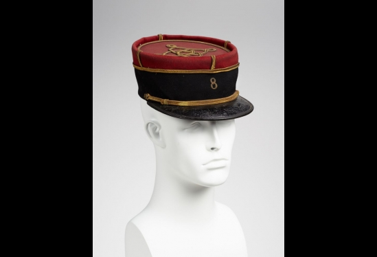 French Kepi cap