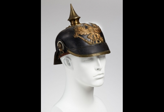 German Pickelhaube