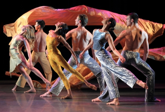 Santa Barbara Dance Theater company