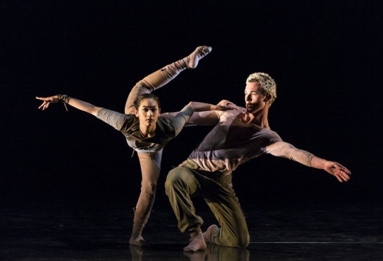 "Santa Barbara Dance Theater ""Salt"""