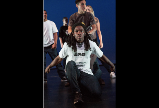 The Odyssey Project at UCSB Theater and Dance