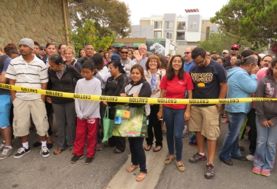 Gently used items donated by UCSB students benefit nonprofit organizations in Isla Vista