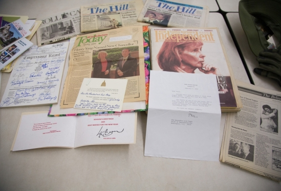 Lois Capps papers at UCSB Library