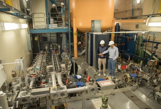UCSB's free-electron laser