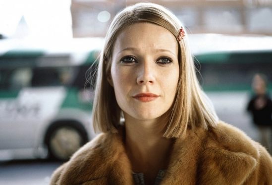 "Gwyneth Paltro as Margot Tenenbaum of ""The Royal Tenebmaums"""