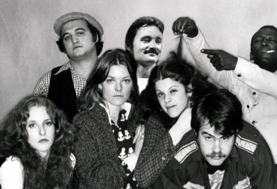 "Original cast of ""Saturday Night Live"""