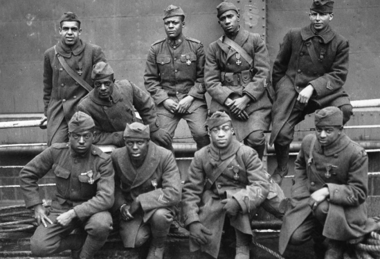World War I, Harlem Hellfighters