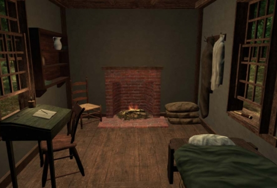 Videogame designer Tracy Fullerton brings the seminal work of Henry David Thoreau into the 21st century