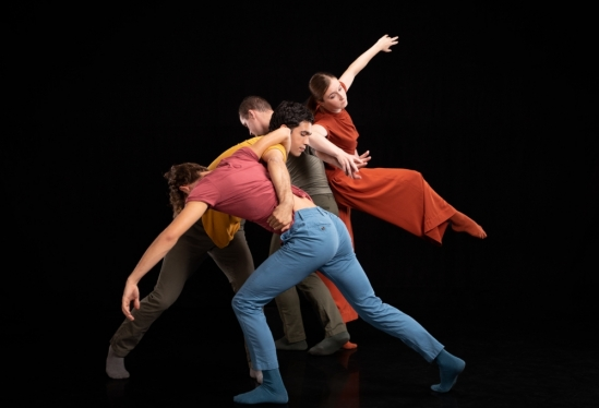 The fall dance concert explores questions of inclusivity, self-definition and communal responsibility