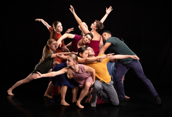 The fall dance concert explores questions about inclusivity, self-definition and communal responsibility