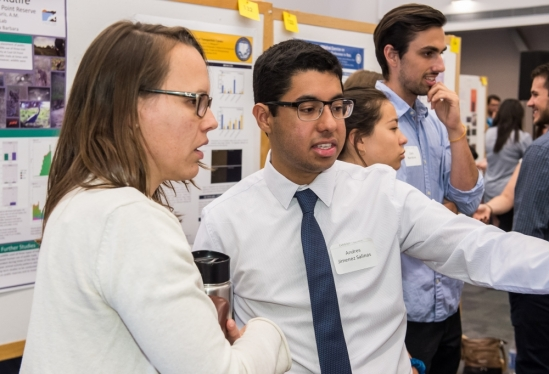 Undergraduate Research Colloquium is part of Undergraduate Research Week