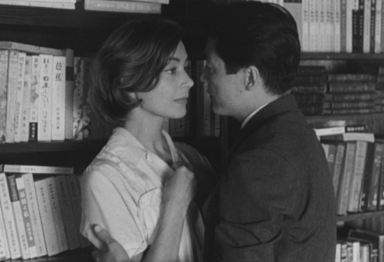 """Hiroshima Mon Amour"" is part of the Carsey-Wolf Center's ""New Waves"" film series"