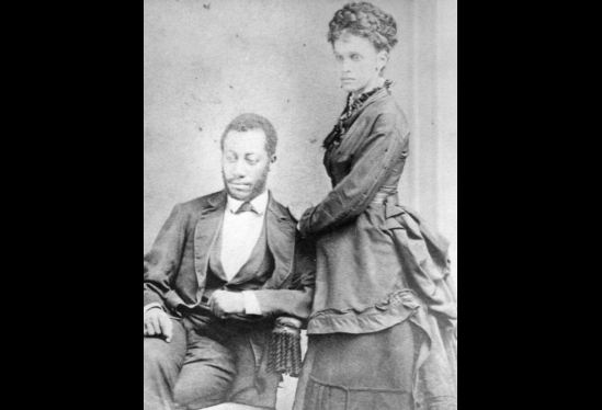 Louis and Amelia Douglass