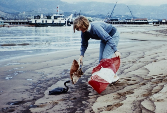 1969 Santa Barbara oil spill