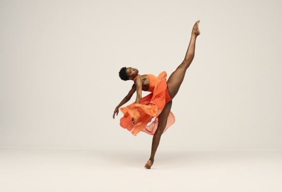 Alvin Ailey American Dance Theater's Khalia Campbell
