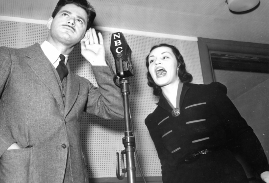 UC Santa Barbara Library's Special Collections becomes the new home of the American Radio Archives