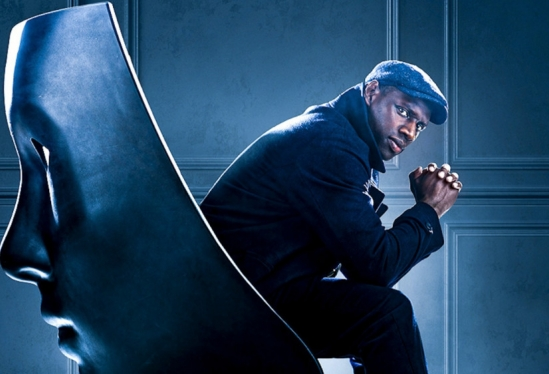 """Omar Sy is Arsène Lupin, gentleman thief, in """"Lupin."""""""