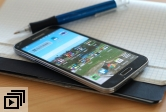 photo of Android smartphone