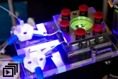 stop-flow cell