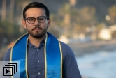 Graduating senior Noe Galvan proves that hard work, compassion and genuine ambition are the keys to success