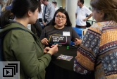 UCSB ONDAS Center mentor speaks with new students at #FirstGen welcome