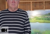 a video of CCS instructor Hank Pitcher's cycle of seasons paintings at COPR