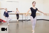 A look at the dance programs at UCSB through the eyes of two students.