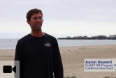 MSI/Sea Grant researcher Aaron Howard explains the CoAST SB project