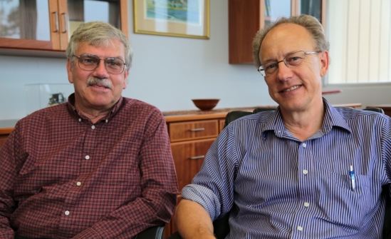 Rolf Christoffersen and Joel Rothman