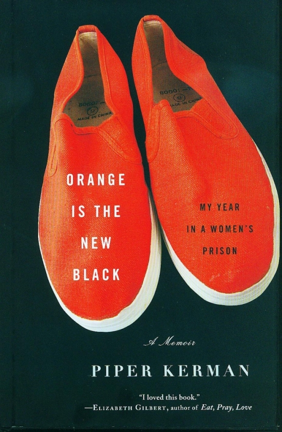 'UCSB Reads 2015' has selected 'Orange Is the New Black'