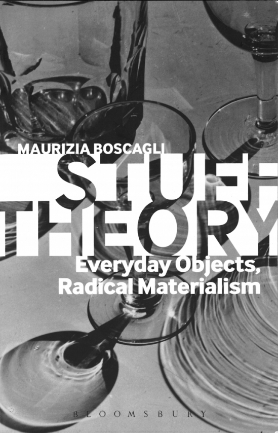 UCSB's Maurizia Boscagli examines the theory behind stuff