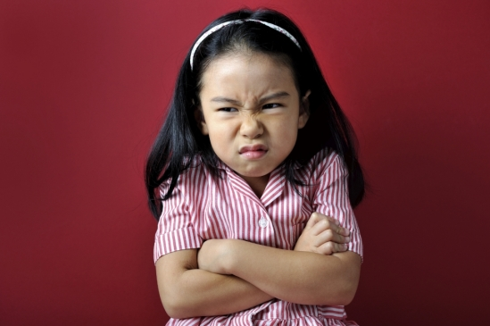 UCSB researchers identify the origin and purpose of the facial expression for anger