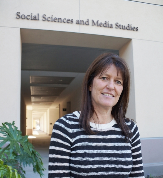 UCSB sociology department ranked number one