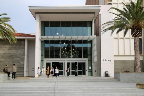 UCSB library